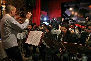 Baires Eclectic Big Band